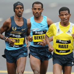 Gebrselassie to run as pacemaker in London
