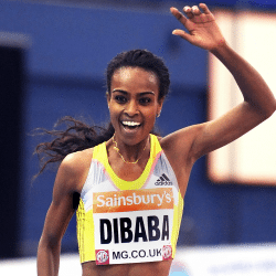 Genzebe Dibaba among Laureus World Sports Awards winners