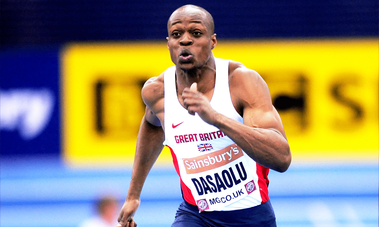 James Dasaolu puts Glasgow omission behind him