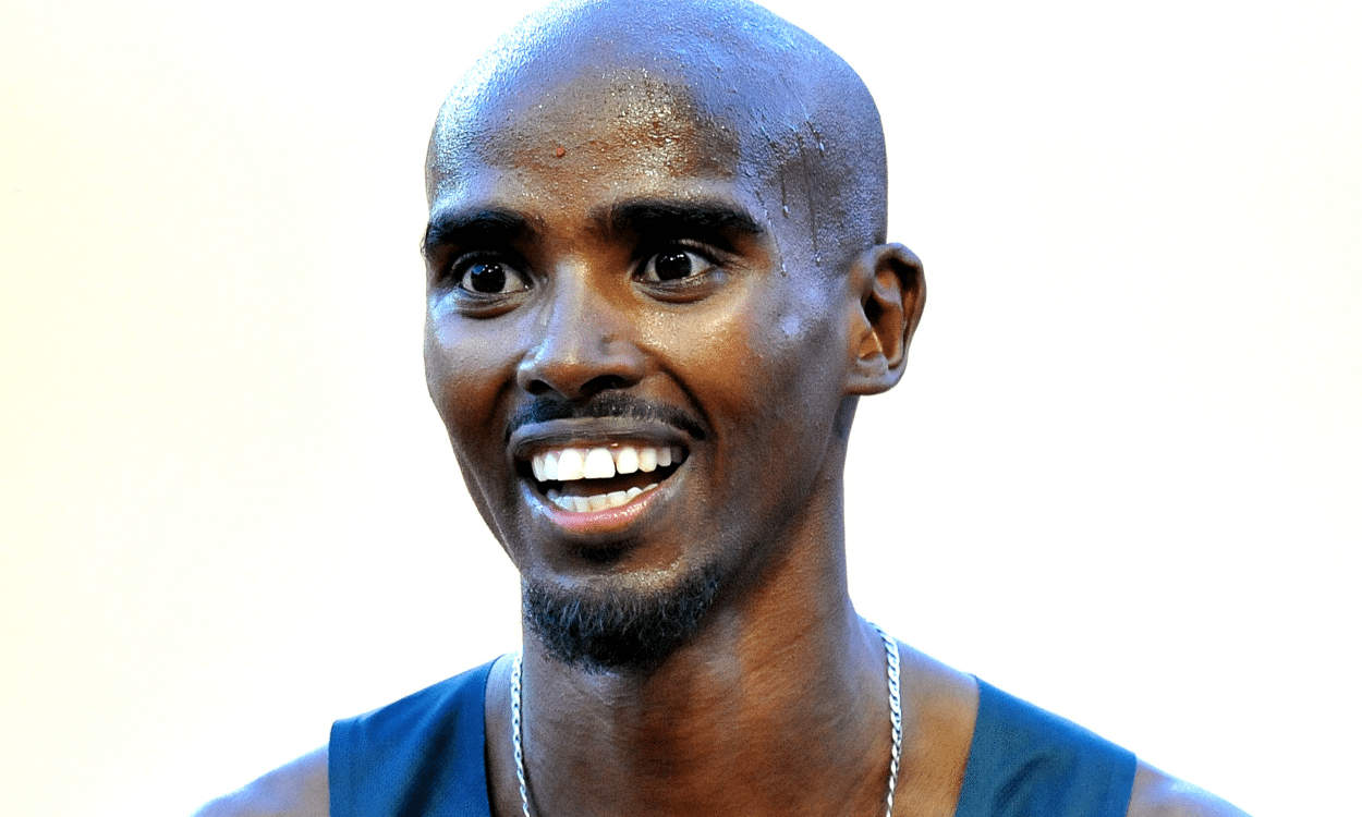 Mo Farah victorious on track return