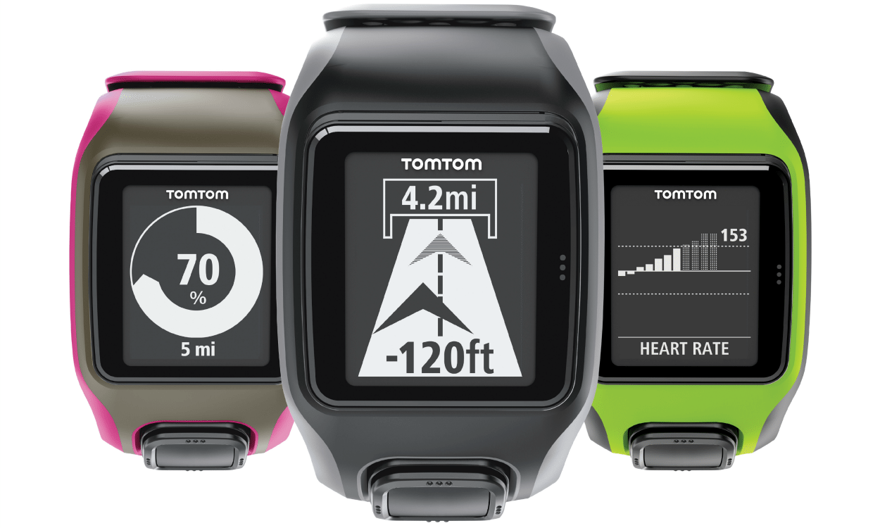 athletics weekly product review tomtom multi sport gps