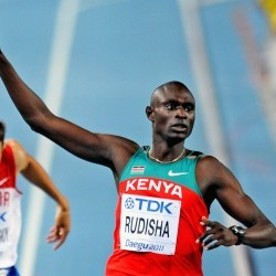Rudisha's reported retirement an April Fool's joke?