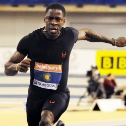 Dwain Chambers' rollercoaster career