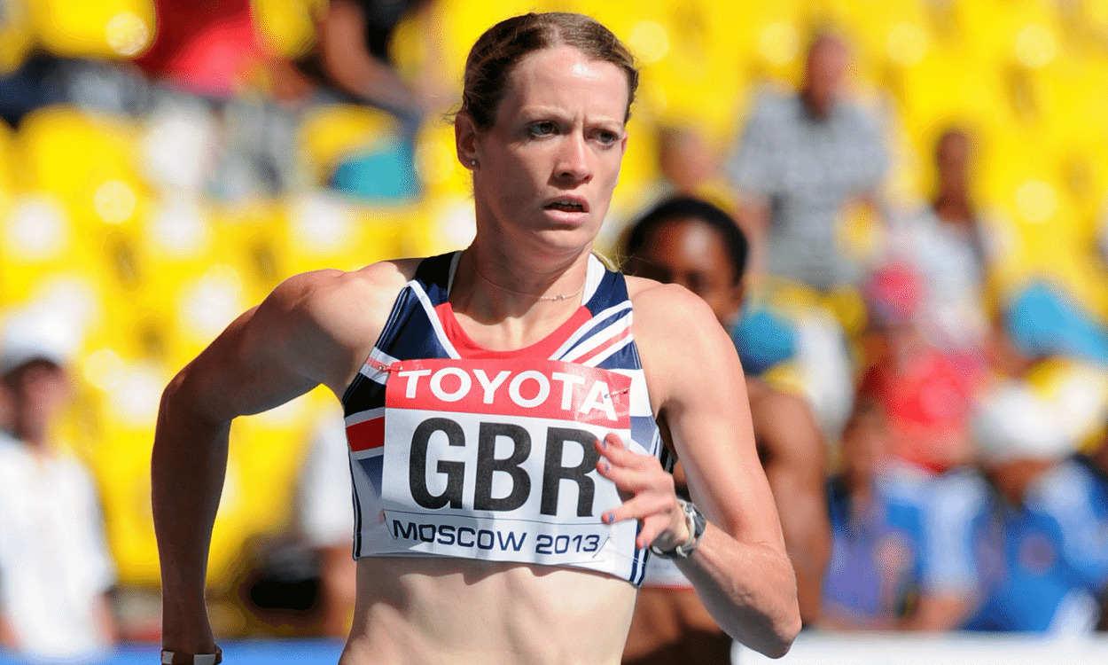 Child to captain GB & NI team at IAAF World Indoor Championships