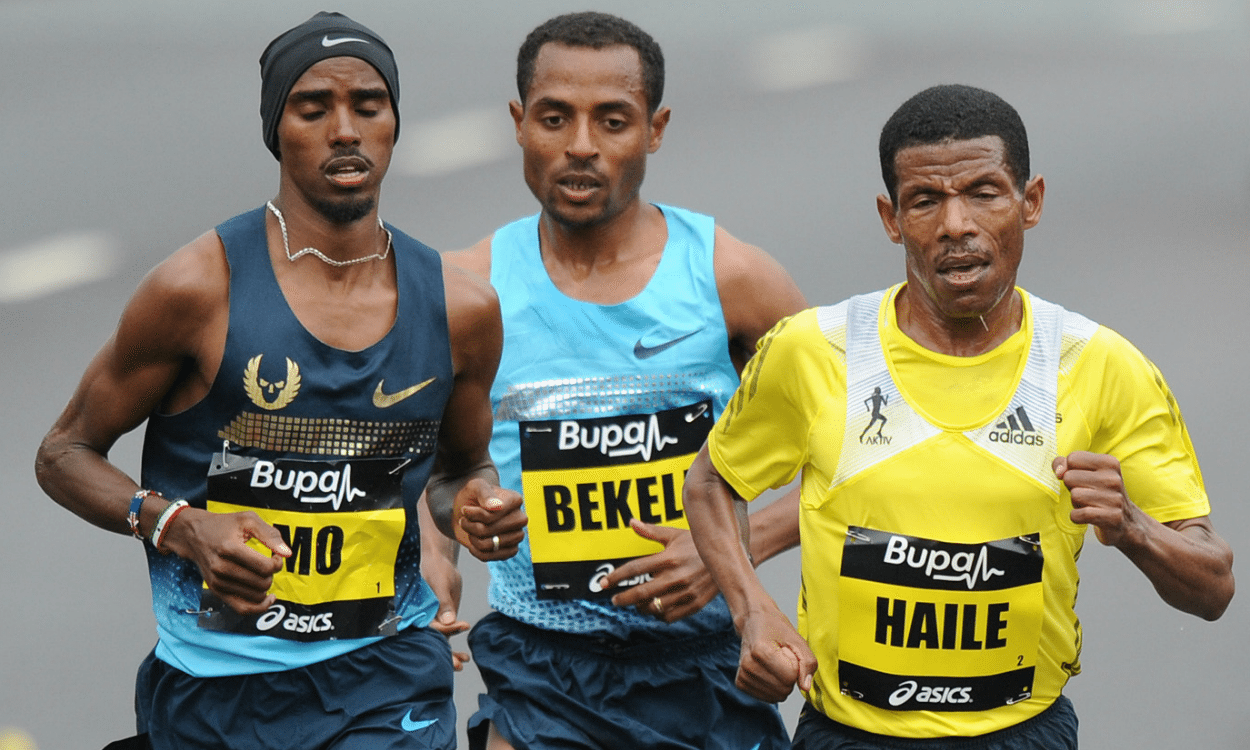 Haile Gebrselassie withdraws from Hamburg Marathon