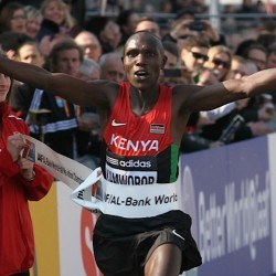 Kenyan double in Copenhagen as Kamworor and Cherono victorious