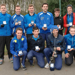 Leeds City and Leigh Harriers take Northern Road Relay honours