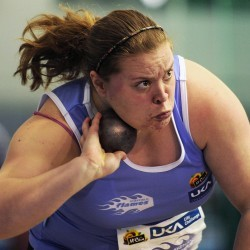 McKinna keen for top-level test at European Winter Throws