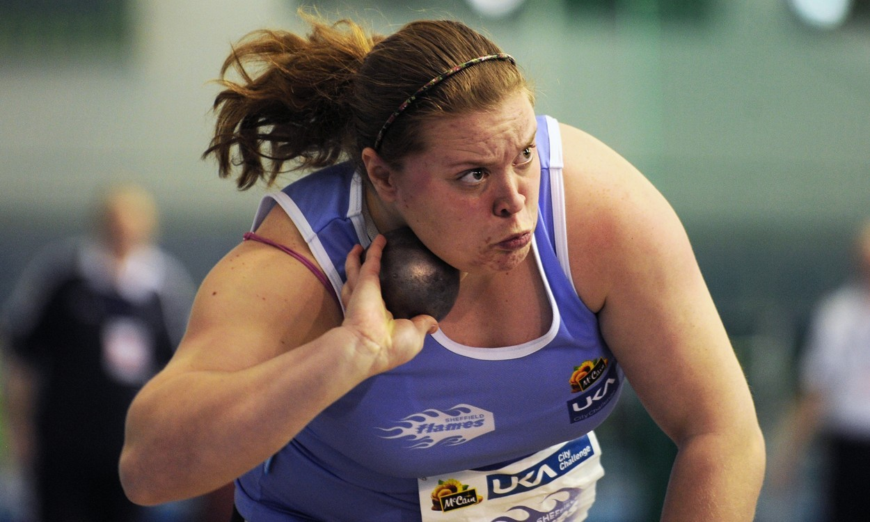 McKinna keen for top-level test at European Winter Throws