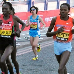 Priscah Jeptoo to make Bupa Great Manchester Run debut