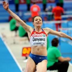 Russia's Svetlana Biryukova suspended