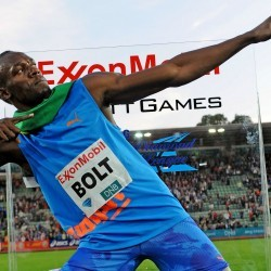 Usain Bolt pulls out of Weltklasse Zurich 100m