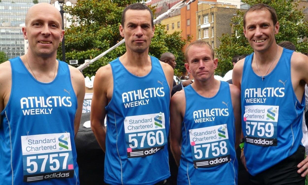 Marathon advice: Training and race day tips