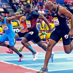 Asafa Powell and Sherone Simpson have doping bans cut