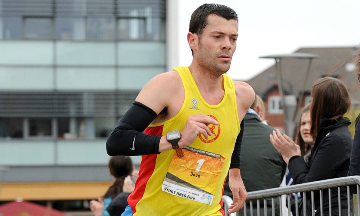 Dave Norman eyes Manchester hat-trick