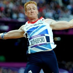 Greg Rutherford's UK record is ratified