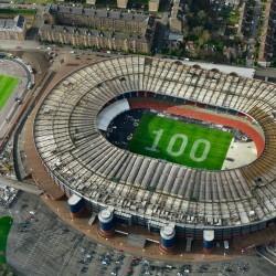 Glasgow 2014 marks 100 days to go milestone at Hampden