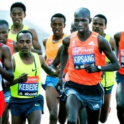 Interview with London Marathon winner Wilson Kipsang