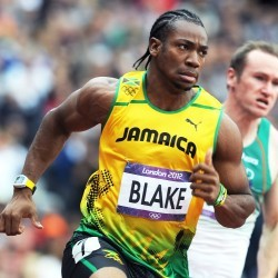 Blake among athletes looking to light up Lausanne Diamond League