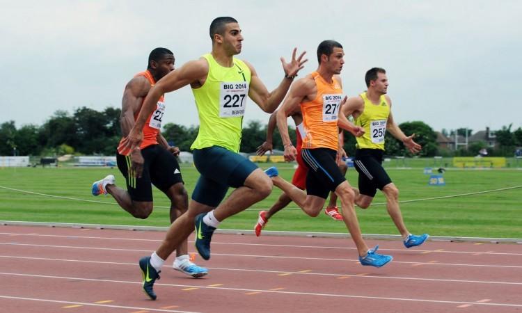Adam Gemili part of strong sprint fields at BIG