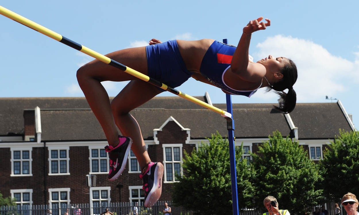 Morgan Lake's top high jump drills