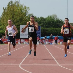 Adam Gemili sprints to BUCS gold
