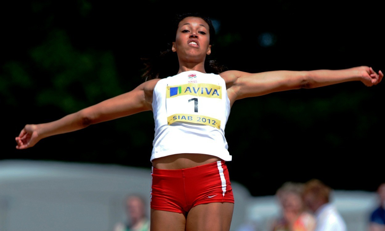 Athletics Weekly Morgan Lake Wins Multistars In Florence