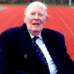 A 3:30 mile is possible, says Bannister