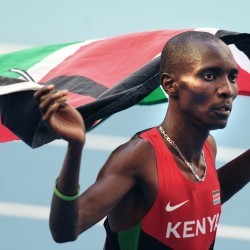 Asbel Kiprop rubbishes newspaper claims