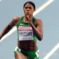 World leads and meeting records at Shanghai Diamond League