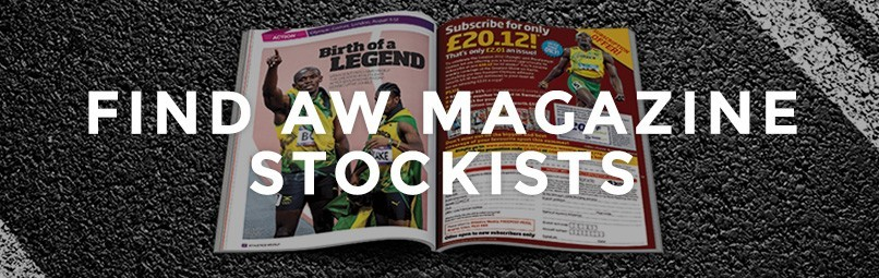 Find Athletics Weekly stockists near you