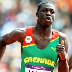 James wins 400m battle with Merritt at Prefontaine Classic