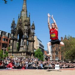Ones to watch at the BT Great CityGames