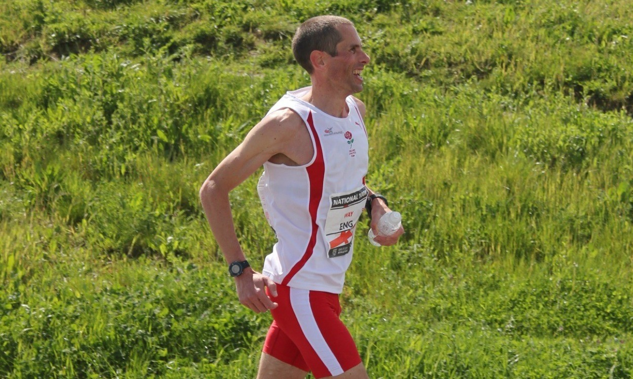 Steve Way and Amy Whitehead selected for Glasgow 2014