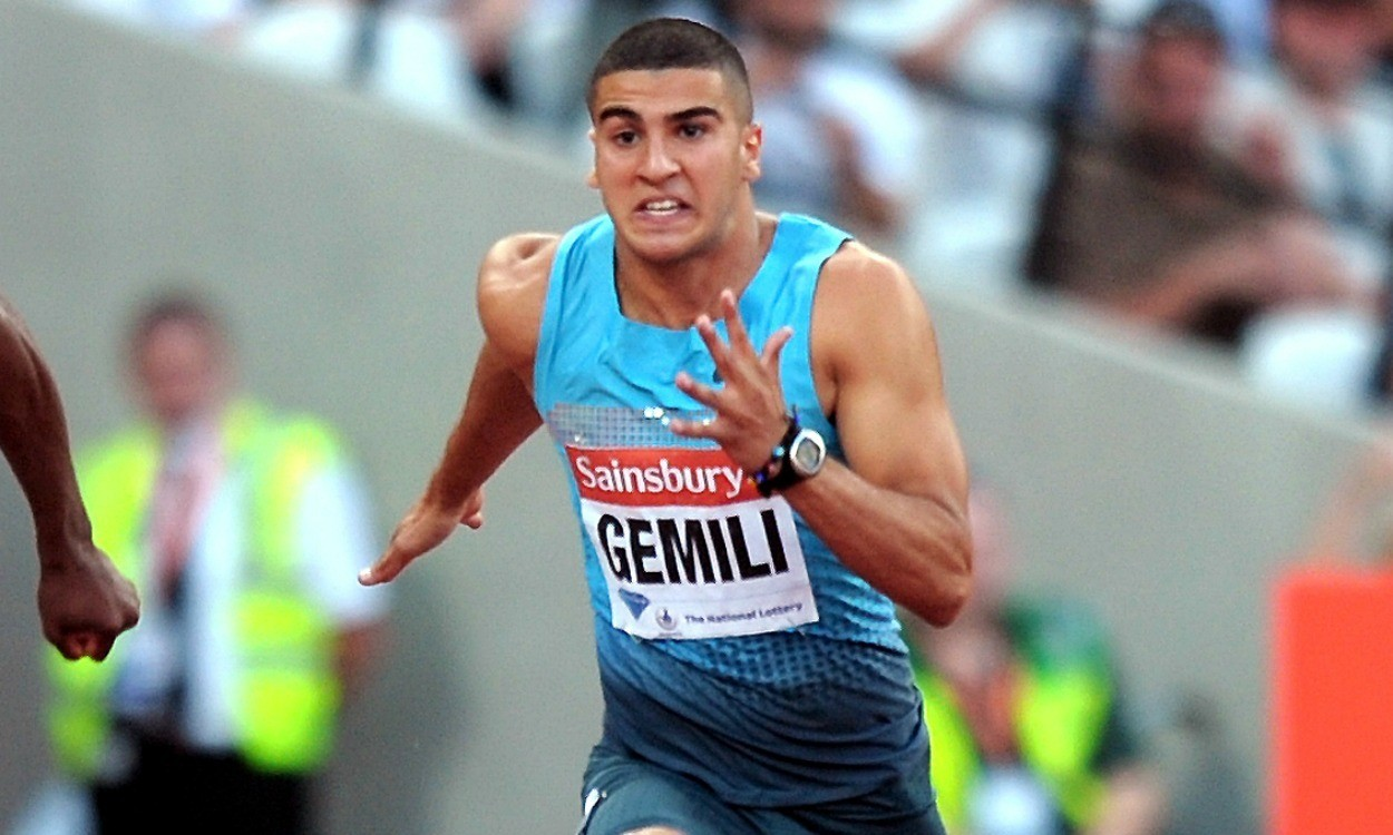 Adam Gemili returns with a win and PB at Welsh Indoors