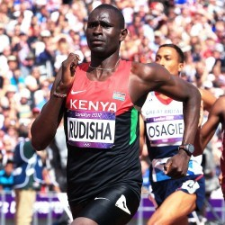 Coaching philosophy: David Rudisha and Colm O'Connell