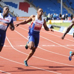 Dwain continues to reign at British Championships