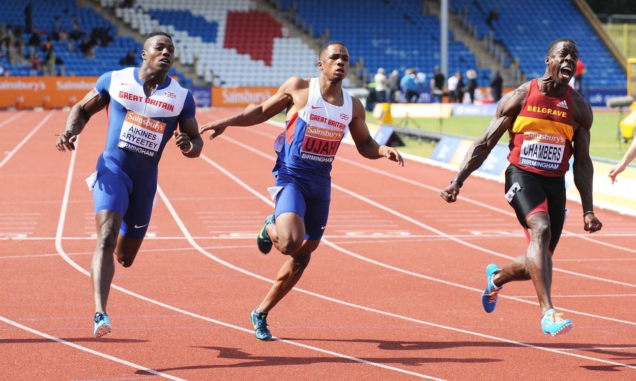 Win tickets to the Sainsbury's British Championships