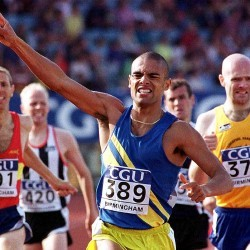 Athletes to race in honour of Mark Sesay