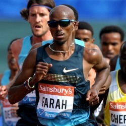 Mo Farah to return to track action in Portland