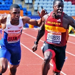 Chijindu Ujah to make Diamond League debut in Paris