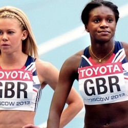 Dina Asher-Smith focused on medals in Eugene