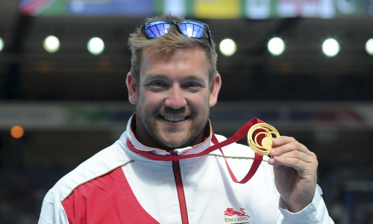 Dan Greaves working towards world gold in Doha