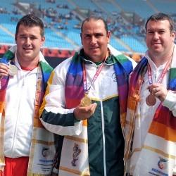 Commonwealth Games: Men's hammer