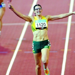 Commonwealth Games: Women's 400m/400m hurdles