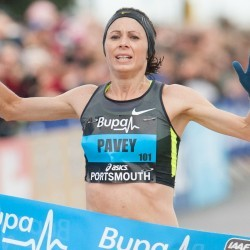 Jo Pavey to race at Bupa London 10,000
