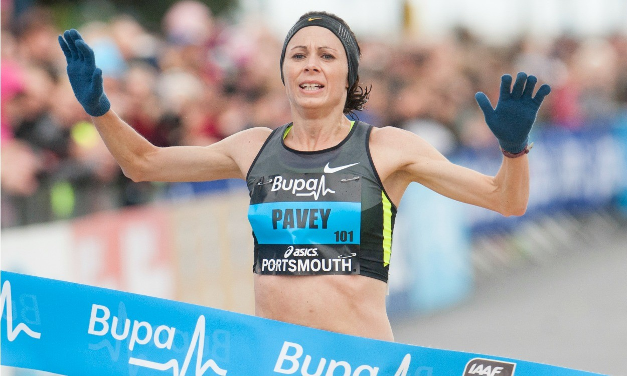 Jo Pavey sets sights on Great South Run hat-trick