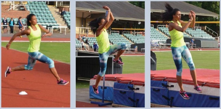 Triple Jump Workout