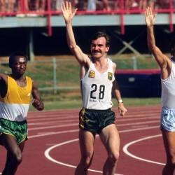 Commonwealth Games: Men's marathon