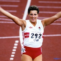 Commonwealth Games: Women's 80 yards/100m hurdles